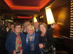 Les vieux croûtons avec françoise au chinchmann comedy club.