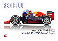 Max Verstappen won the 2016 Spanish Grand Prix in the Red Bull RB12