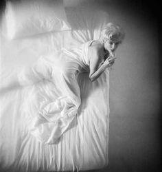 Marilyn Monroe photo by Douglas Kirkland