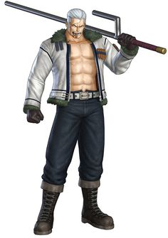 One Piece: Pirate Warriors 2 - Smoker