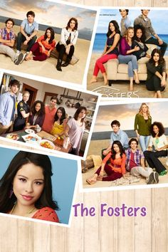 The Foster an abc family series watch it on moday nights