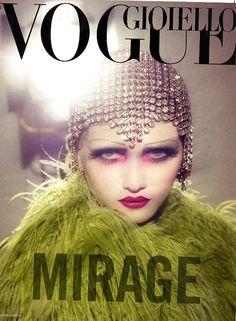 Fashion Magazine Covers - Vogue Gioiello  30 Anni di Vogue Gioiello