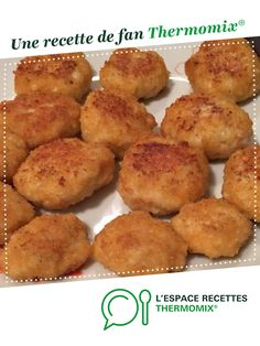 Nuggets de Poulet Chicken Nuggets by A fan recipe to find in the Main dish category - var Spaghetti Squash Recipes, Chicken Nuggets, Finger Foods, Main Dishes, Food And Drink, Cooking Recipes, Menu, Breakfast, Finger Food