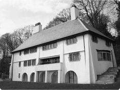 Ty Bronna, Fairwater. Architect: C. F. A. #Voysey