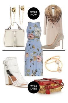5 outfits that show how you can make florals work all year.