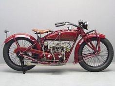 Indian 1924 Scout 600cc 2 cyl sv