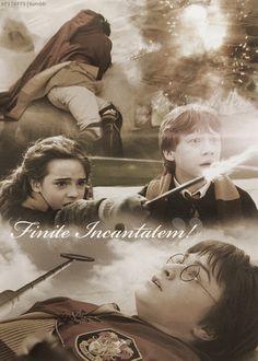Finite Incantatem...I love this spell!