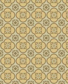 pattern-geometrycal_beige-01-01 fabric by katja_saburova on Spoonflower - custom fabric