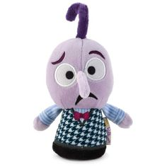 itty bittys® Fear Stuffed Animal