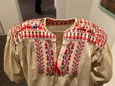Museo Textil de Oaxaca (Mexico): Reviews & Top Tips Before You Go (with Photos) - TripAdvisor Textile Patterns, House Colors, Trip Advisor, Kimono Top, Embroidery, House Styles, Geography, Colorful, Clothes