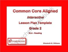 High School Math Lesson Plan Templates aligned to the Common Core Standards. These templates contain interactive features such as drop down menus, text content control fields to save you time in planning lessons for your high school math classes. Math Lesson Plans, Lesson Plan Templates, Math Lessons, Common Core Ela, Common Core Reading, Eighth Grade, Fourth Grade, Seventh Grade, Second Grade
