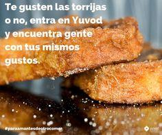 Para los que amáis los dulces típicos, la pasta o la carne y os gusta cocinar, entra en Yuvod y tendrás tus programas de cocina y mucho más. yuvod.com