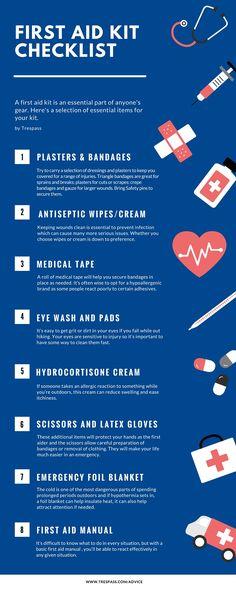 Best Baby First Aid Kit Checklist Emergency Preparedness Ideas School Survival Kits, Survival Prepping, Emergency Preparedness, Survival Mode, Survival Stuff, First Aid Kit Checklist, First Aid Tips, Baby First Aid Kit, Tips