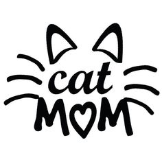 Cat Mom Sticker Decal Car Animal Car Art Tattoo Front Checkered Flags Windshield Stickes – # Source by uurdemirel Crazy Cat Lady, Crazy Cats, Initial Tattoo, Cat Quotes, I Love Cats, Cat Art, Vinyl Decals, Cat Decals, Window Decals