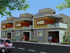 Properties in Trichy Navalpattu Independent House, Residential Construction, Chennai, Second Floor, Mansions, Architecture, House Styles, Villas, Lotus