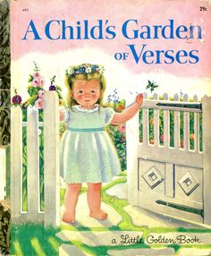 LGB - A Child's Garden Of Verses #493