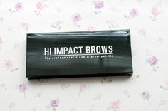 Review   Hi Impact Brows Eye and Brow Palette
