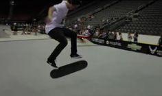 The Motivation Clip #8 Luan Oliveira Street-Skateboarding Documentary - Clube do skate