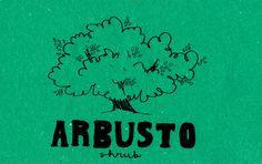 Learning Italian - Arbusto