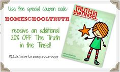 Truth in the Tinsel Discount Code - 20% Off!