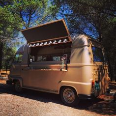 Foodtruck Renault Estafette