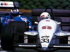 1988 Stefano Modena, Eurobrun ER188