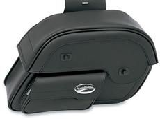 Suzuki Intruder 800 Volusia Saddlemen Jumbo Express Cruis'n Pouch Saddlebag Universal Fit