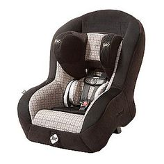 -Safety 1st®  Chart Air 65 Convertible Car Seat - Stonecutter