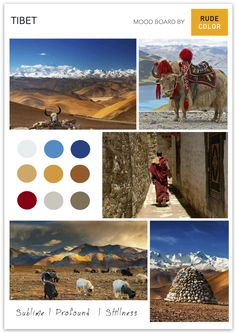 North-east of the Himalayas, on a plateau region overlooking the snow clad mountains, lies Tibet. Geographically, a part of the People's Re. 12 Image, Tibet, Palette, Snow, Culture, Mountains, Architecture, People, Inspiration