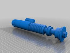 Star Wars Ep6 Luke Skywalker's lightsaber by Moriya - Thingiverse