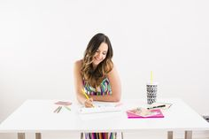 Brit Morin, CEO of Brit+Co, left Google to launch her own lifestyle site at the age of 25, to great success. Here's some of her advice on how to do it all, no matter what goals you set for yourself.