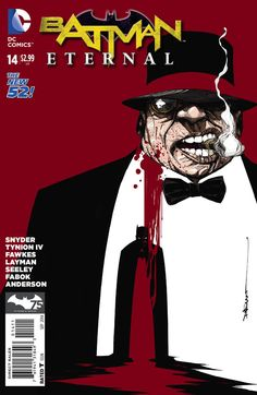 COMICS: The Penguin Makes His Last Stand In BATMAN ETERNAL #14 Preview