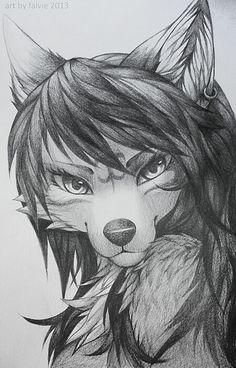Anthro sketch