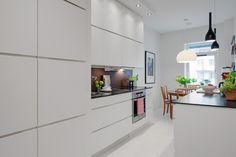 estilo nórdico decoración salones nórdicos decoración nórdica cocinas blancas modernas blog decoracion interiores Armarios y estanterías vol...