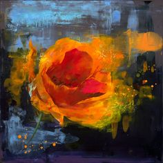 """""""Земля смеется в цветах"""" Творчество итальянского художника Carmelo Blandino"""