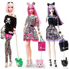 tokidoki barbie - Google Search
