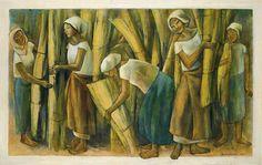 Gleaners by Anita Magsaysay-Ho