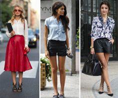 Camisa feminina: 8 truques de estilo para usar no dia a dia