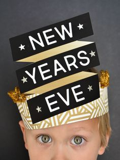 DIY New Year's Eve H