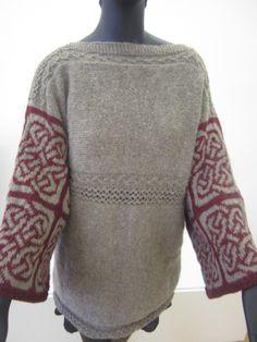 a308e0fe4dd1 Cardigans   Strickjacken - Ein Unikat! Traumhafte strickpullover! - ein  Designerstück von MEQUEEN bei DaWanda