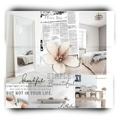 """""""Untitled #3246"""" by sribeiro ❤ liked on Polyvore featuring interior, interiors, interior design, home, home decor and interior decorating"""
