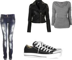 """""""Converse outfits"""" by holdencaulfieldthinksuraphony on Polyvore"""
