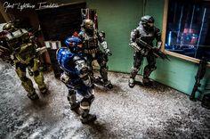 New Alexandria 8 #HaloReach #Halo #Spartan #Noble #Team #Action #Figure #HDR
