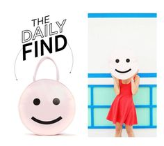 """""""The Daily Find: Ban.do Bag"""" by polyvore-editorial ❤ liked on Polyvore featuring DailyFind"""