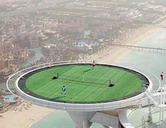 burj al arab hotel dubai | Burj Al Arab Hotel Dubai -Jumeirah Hotels- Burj Al Arab Dubai     tennis? - looks like a heliport said the helicopter pilot as he tried to land - my bad!