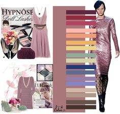 Colour Combinations Fashion, Fashion Colours, Colorful Fashion, Color Combinations, Colourful Outfits, Cool Outfits, Deep Winter Colors, Modelos Fashion, Dusty Rose Color