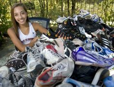 """Congratulations to family friend, Sara Kebede, for being named this week's high school """"Scholar Athlete"""" by the Orange County Register. Talented, smart, fast and always helping others (http://www.ocregister.com/articles/shoes-337215-kebede-country.html). A very impressive young lady and family!"""