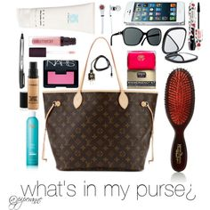 what's in my purse¿