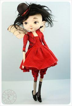 Danda - Foreigner Fairy by the Filigree by theFiligree, Celena & Martin, via Flickr
