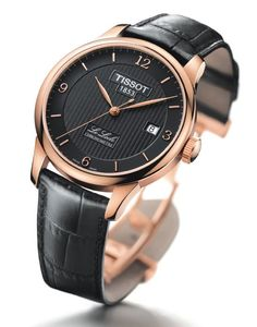 Tissot T-Classic Le Locle Automatic Chronometer Watch